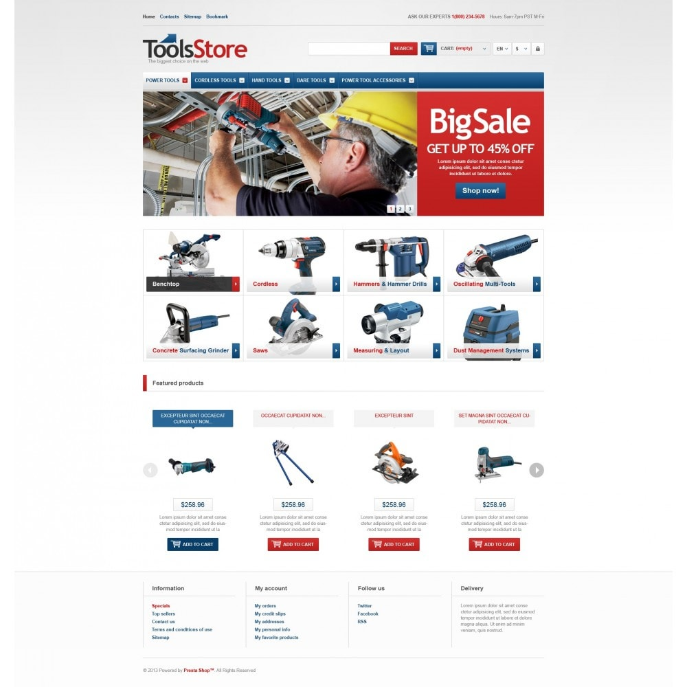 theme - Dom & Ogród - Responsive Tools Store - 5