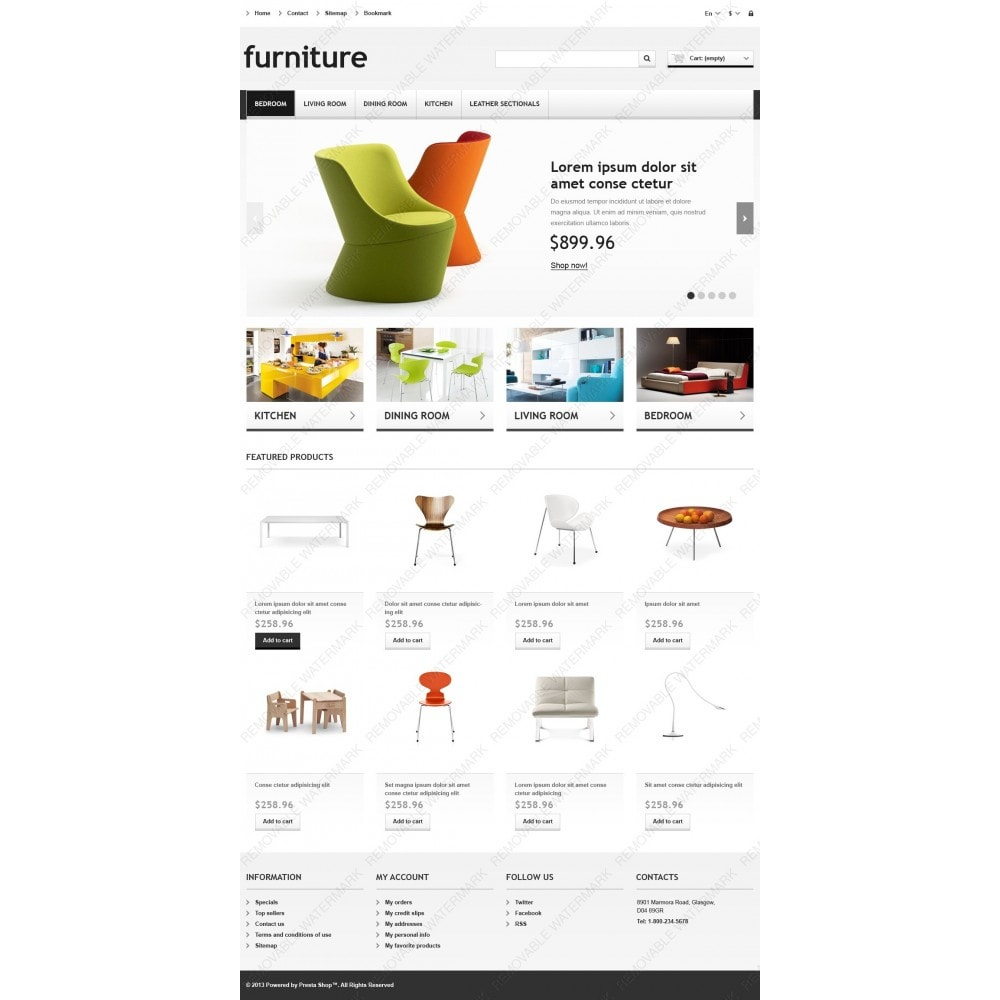theme - Kunst & Kultur - Responsive Furniture Store - 4