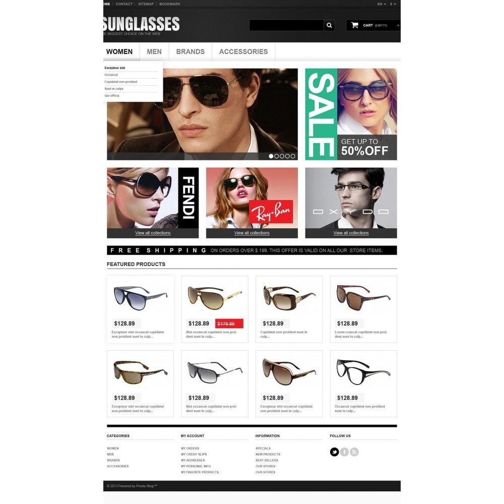 theme - Moda & Calzature - Sunglasses Boutique - 2