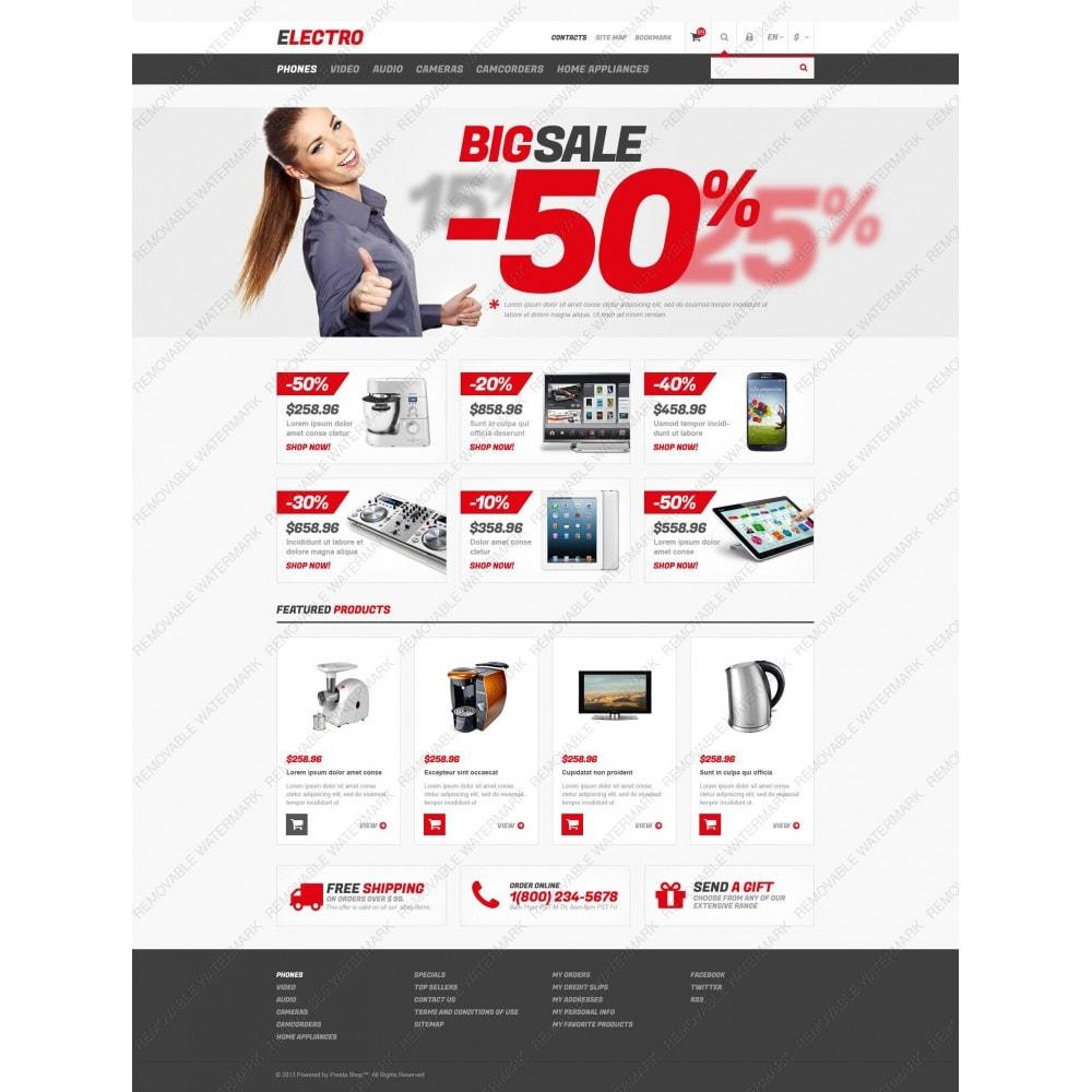 theme - Elektronika & High Tech - Responsive Electro Store - 3