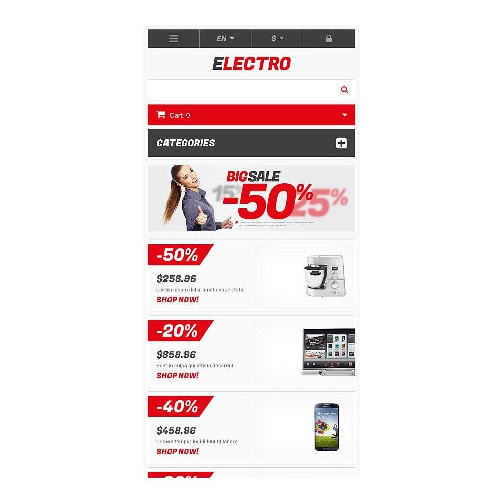theme - Электроника и компьютеры - Responsive Electro Store - 8