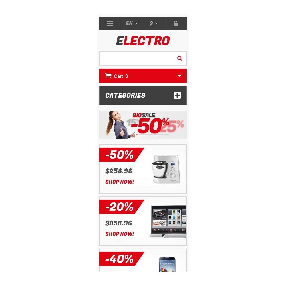 theme - Электроника и компьютеры - Responsive Electro Store - 9