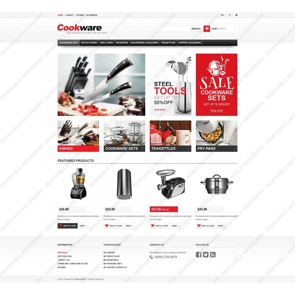 theme - Kunst & Kultur - Responsive Cookwear Store - 5
