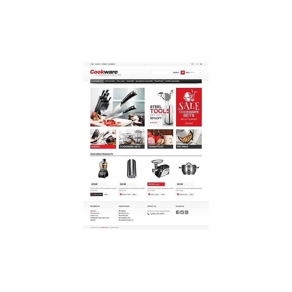 theme - Kunst & Kultur - Responsive Cookwear Store - 10