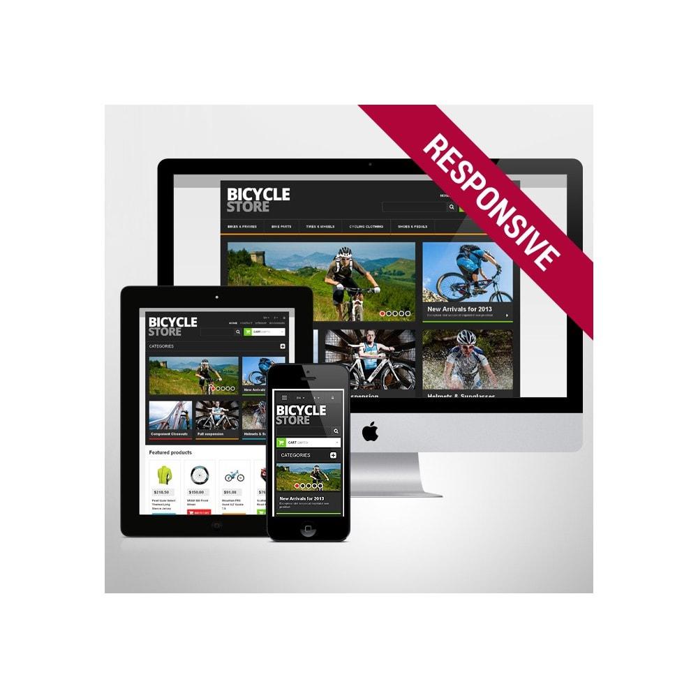 theme - Sport, Attività & Viaggi - Responsive Bicycle Store - 1