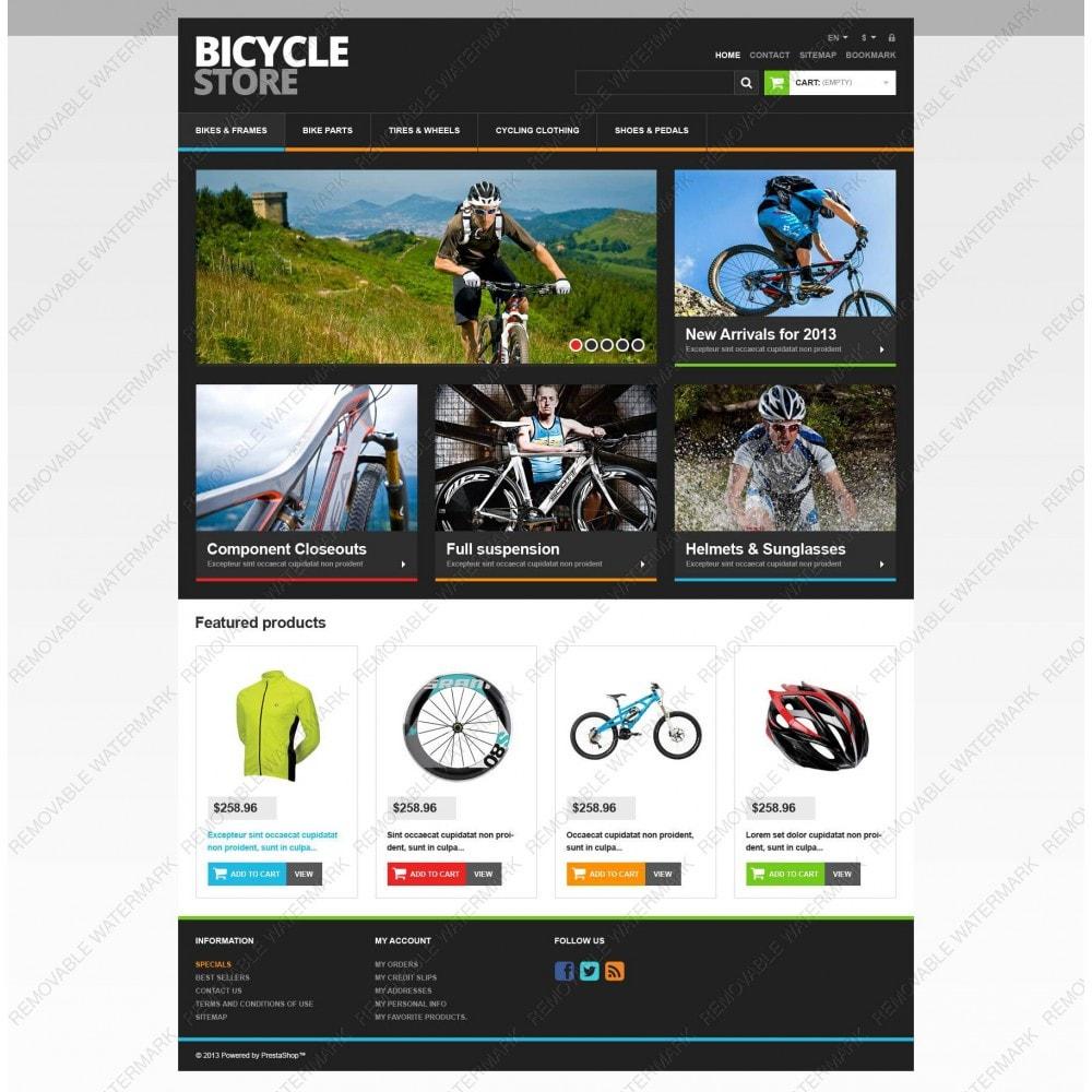theme - Sport, Attività & Viaggi - Responsive Bicycle Store - 3