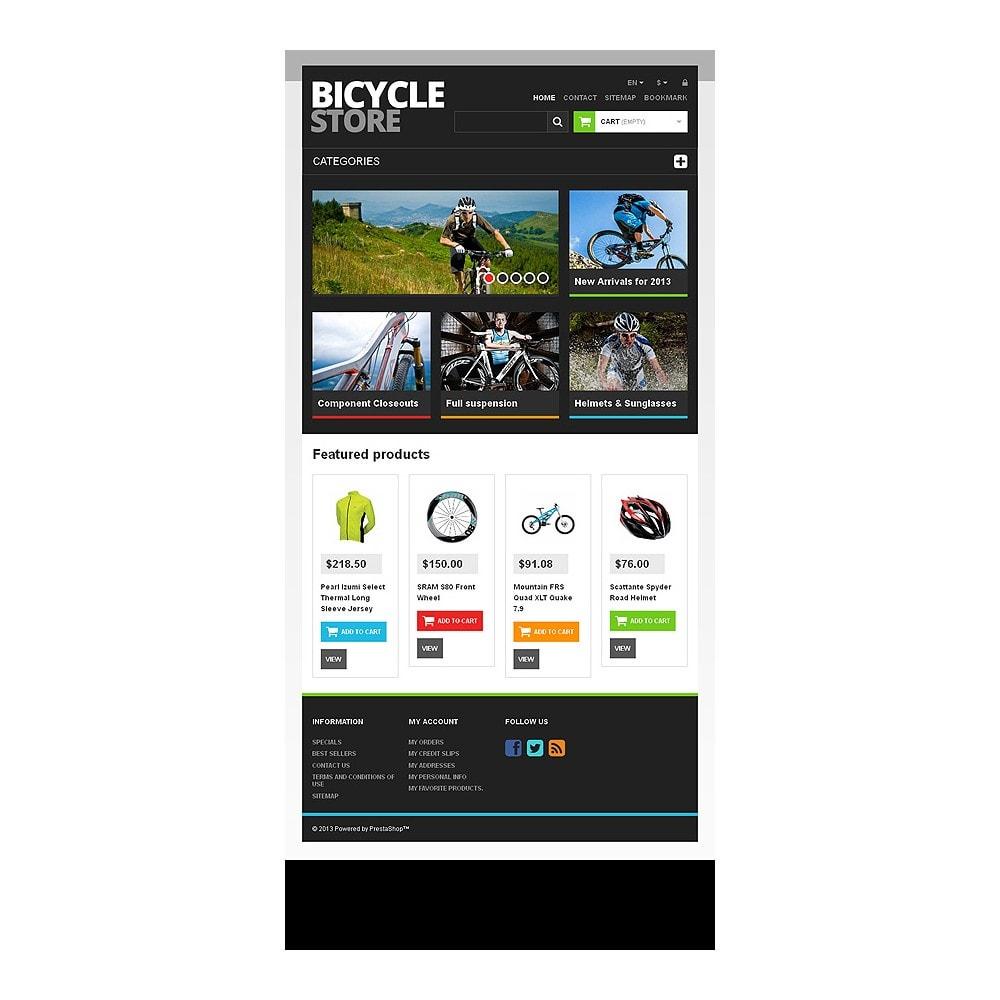 theme - Sport, Attività & Viaggi - Responsive Bicycle Store - 7