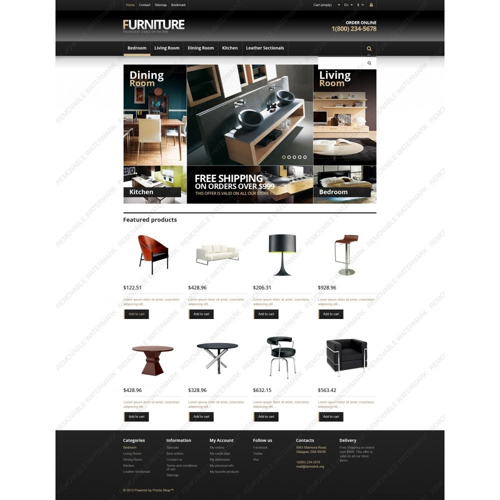 theme - Art & Culture - Responsive Furniture Store - 4