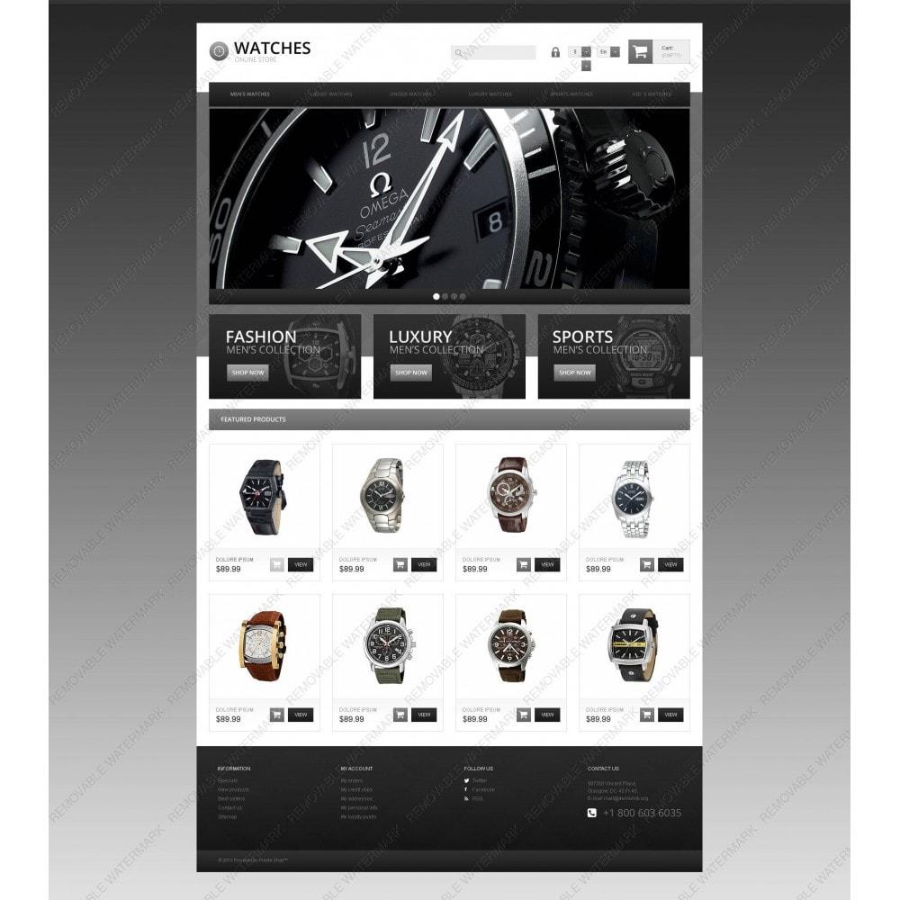 theme - Fashion & Shoes - Responsive Watch Store - 5