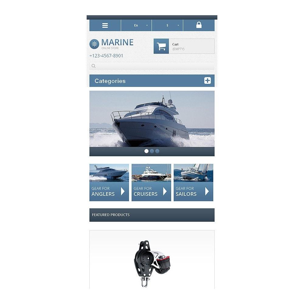theme - Sport, Loisirs & Voyage - Responsive Marine Store - 9