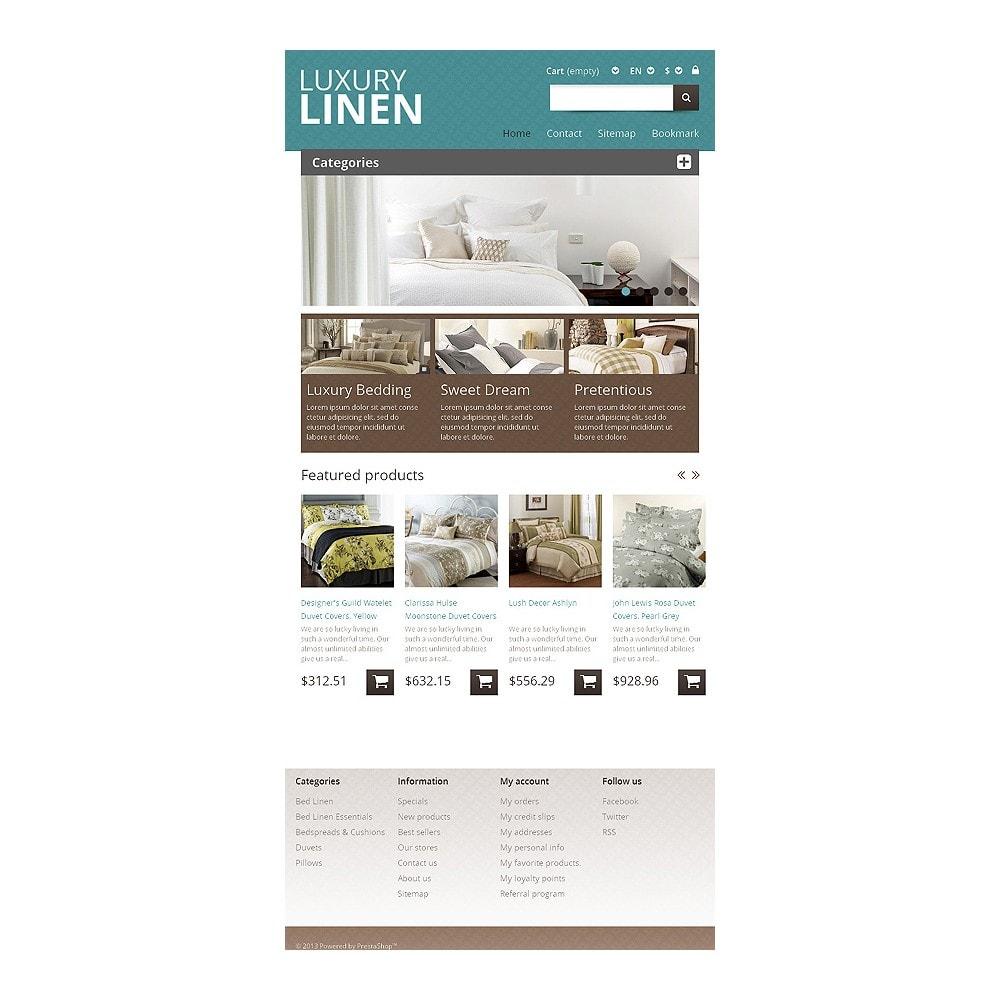 theme - Искусство и Культура - Linen Store - 7
