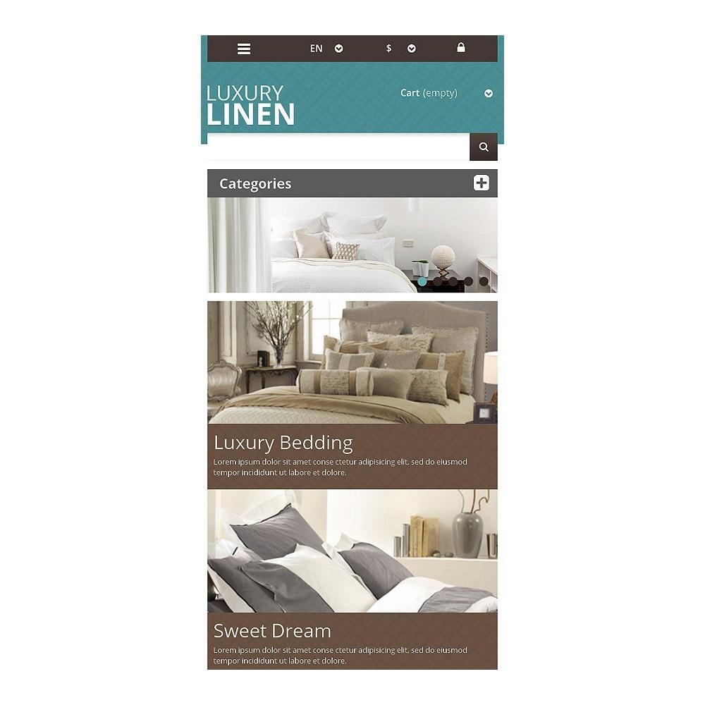 theme - Arte & Cultura - Linen Store - 8