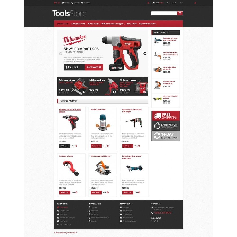 theme - Huis & Buitenleven - Responsive Tools Store - 2