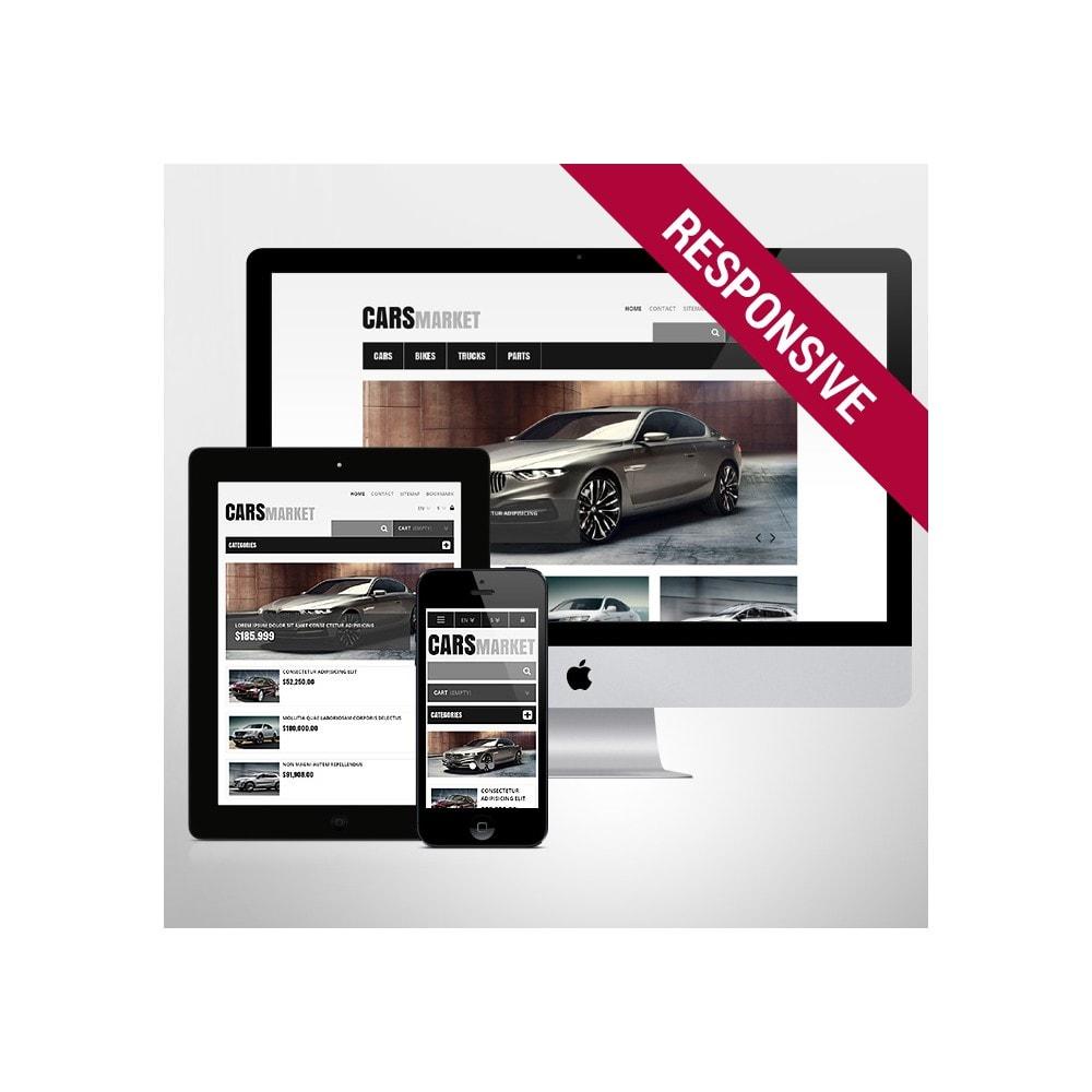 theme - Carros & Motos - Cars and Parts - 1