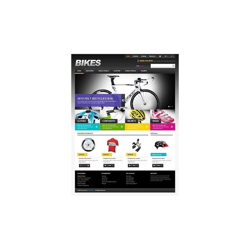 theme - Sport, Loisirs & Voyage - Responsive Bikes Store - 10