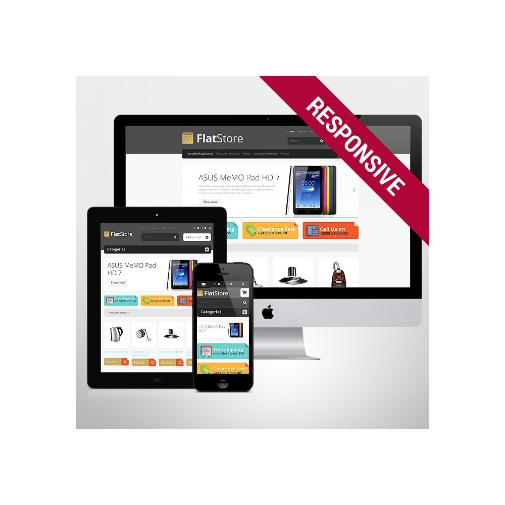 theme - Elettronica & High Tech - Responsive Electronics Store - 1