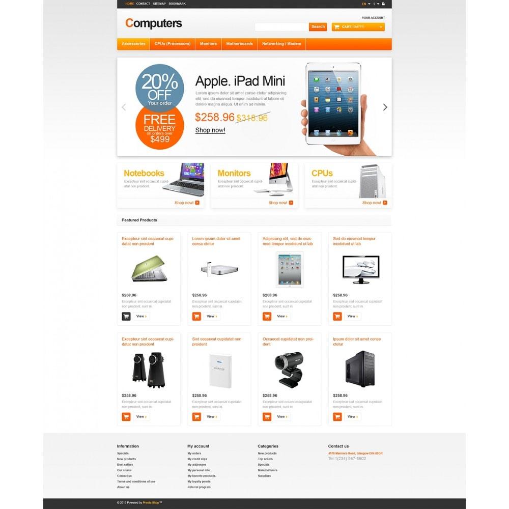 theme - Eletrônicos & High Tech - Responsive Computers Store - 2