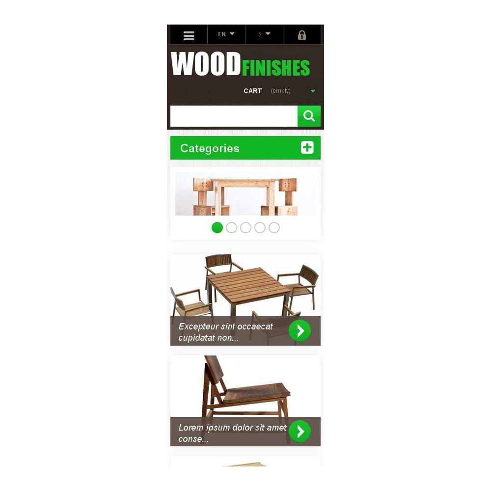 theme - Kunst & Kultur - Wood Finishes - 9