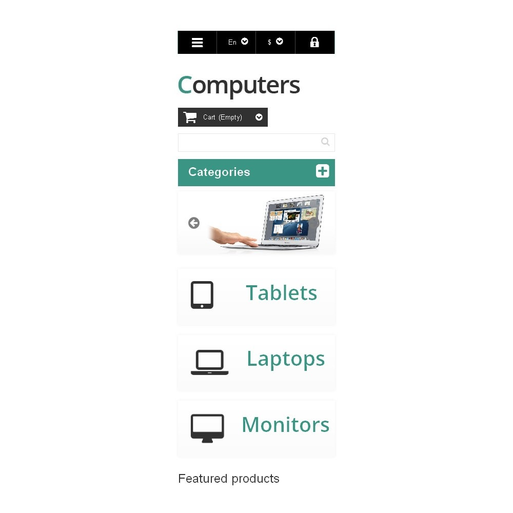 theme - Elektronik & High Tech - Responsive Computers Store - 9