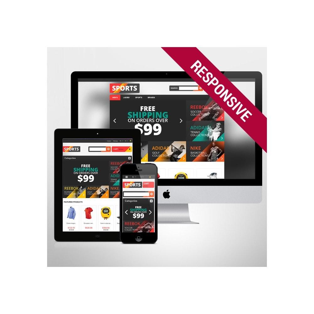 theme - Sport, Loisirs & Voyage - Responsive Sports Store - 1