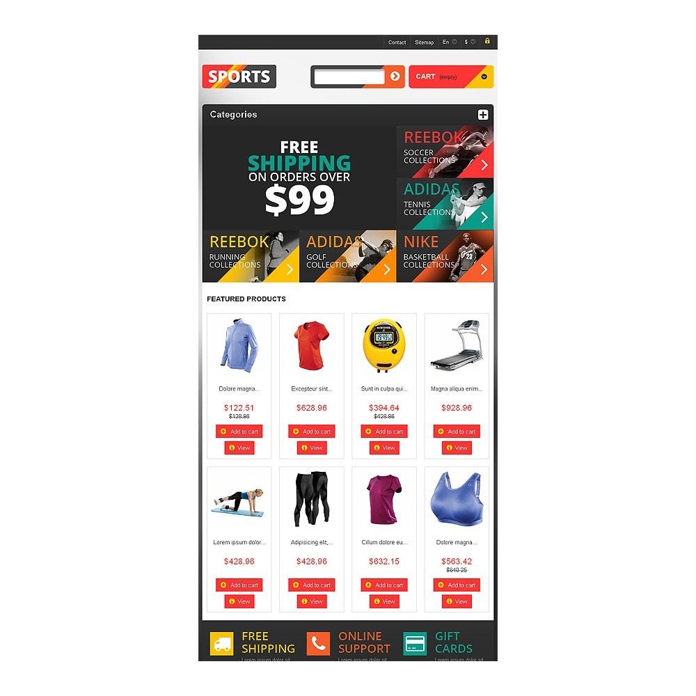 theme - Sport, Loisirs & Voyage - Responsive Sports Store - 7