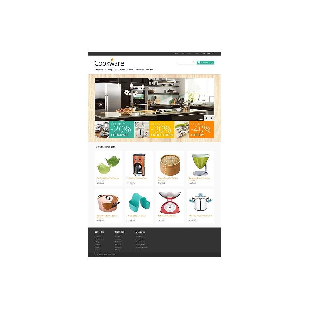 theme - Искусство и Культура - Responsive Cookware Store - 10