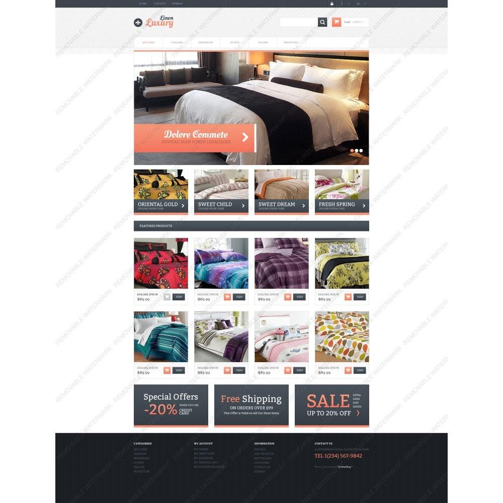 theme - Kunst & Cultuur - Responsive Linen Store - 5