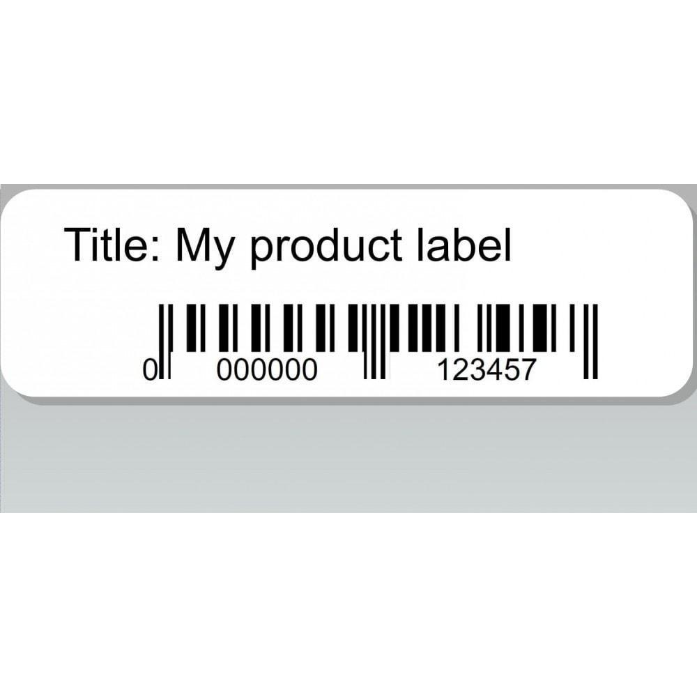 module - Preparación y Envíos - Etiquetas producto/código de barras - DirectLabelPrint - 2