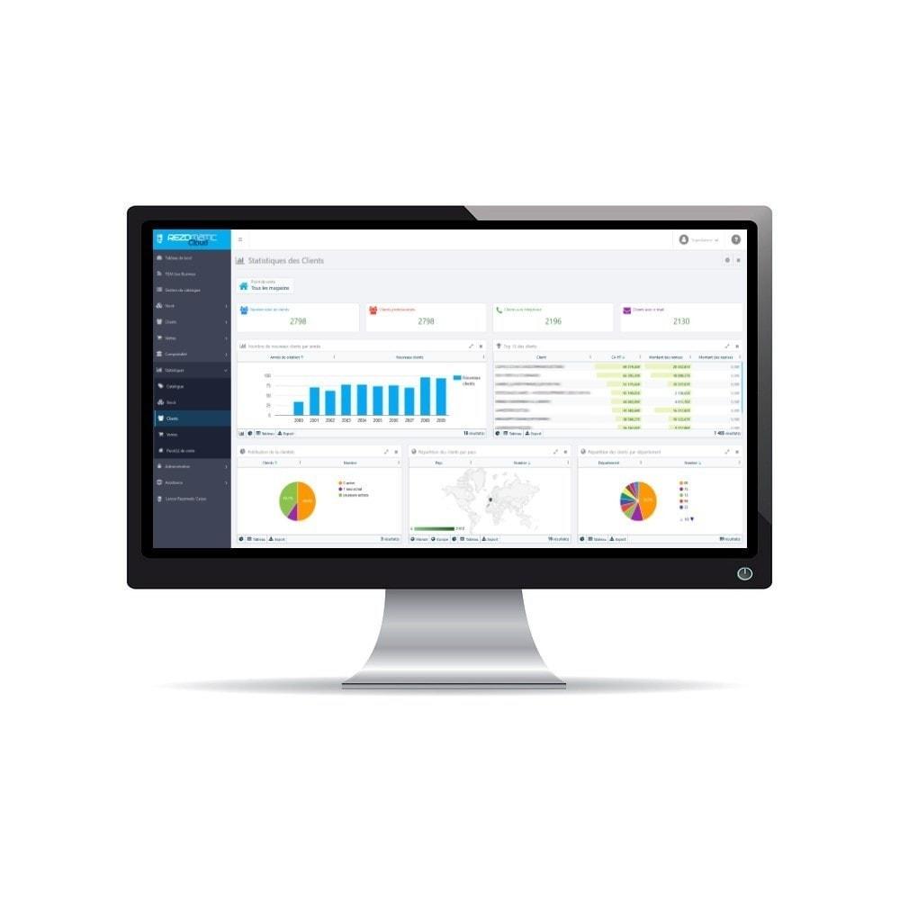 module - Comptabilité & Facturation - Synchronisation avec logiciel de caisse TGM - 5