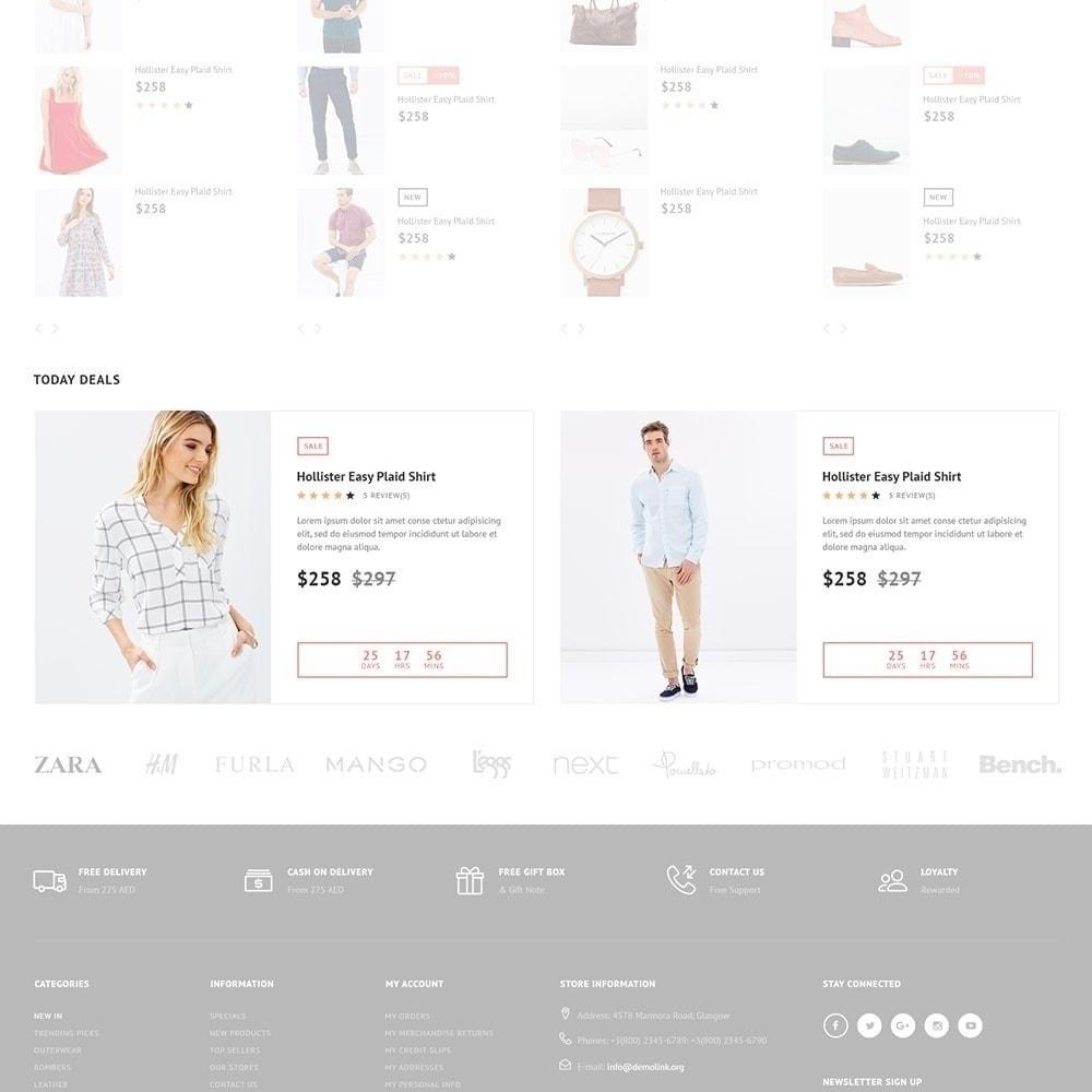 theme - Mode & Chaussures - Impresta - Fashion - 3