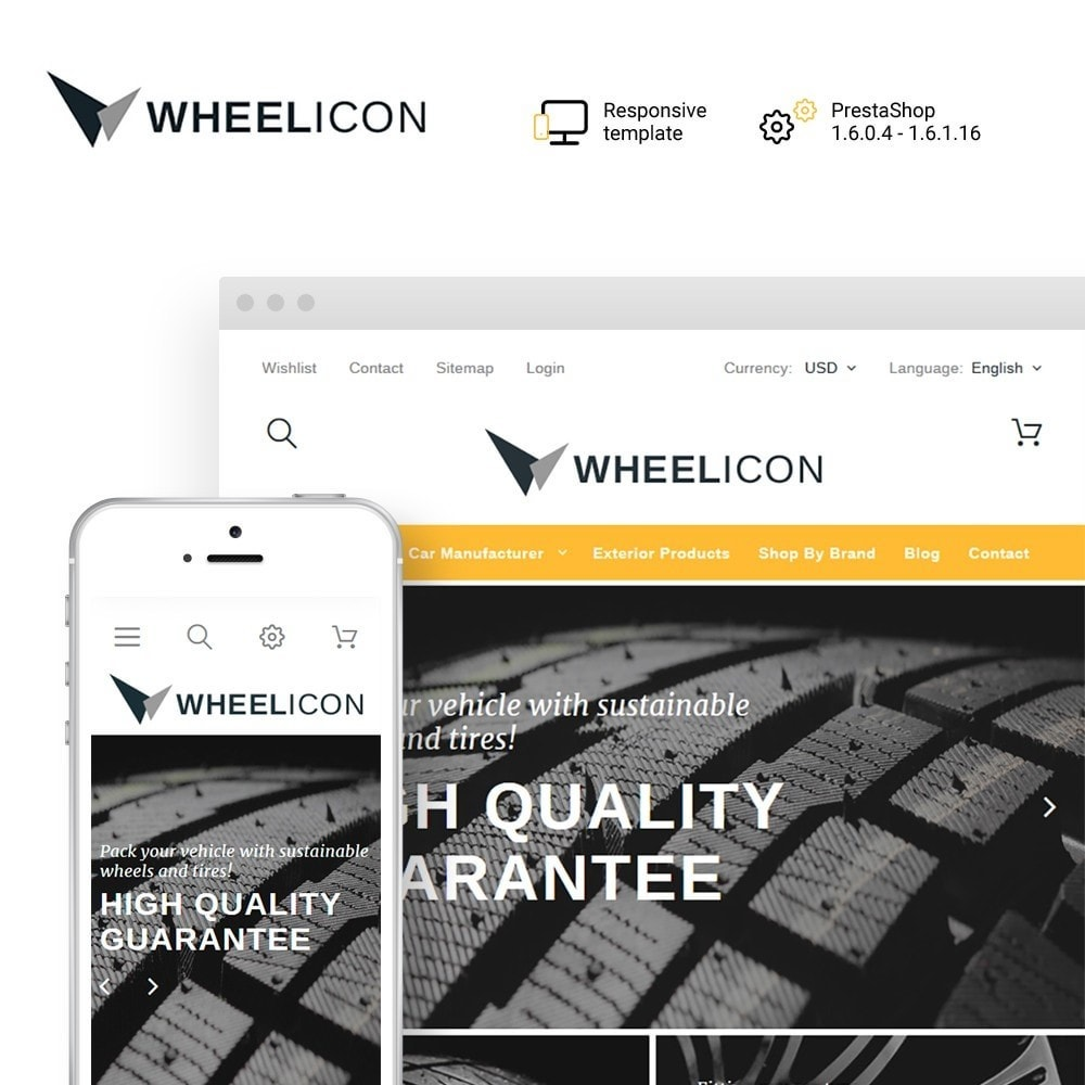 theme - Automotive & Cars - Wheelicon - 1