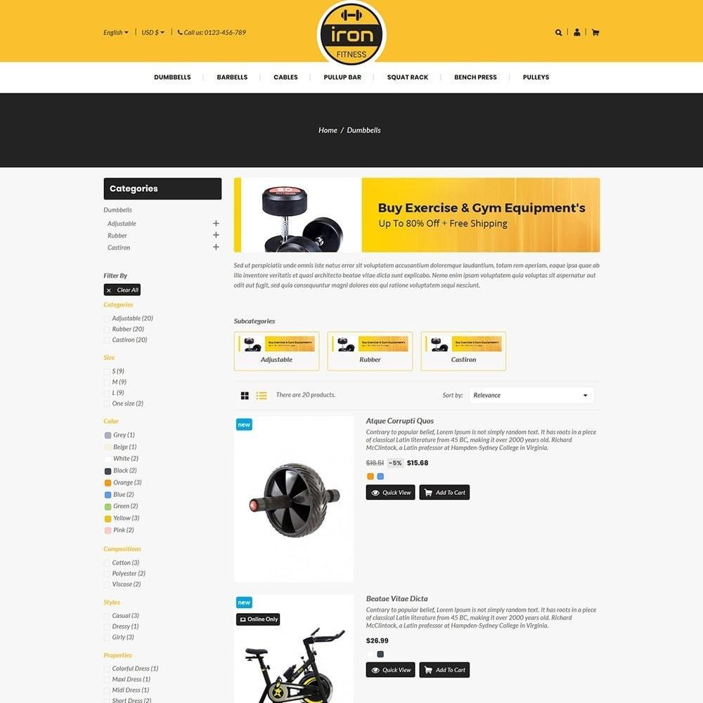 Health shop online