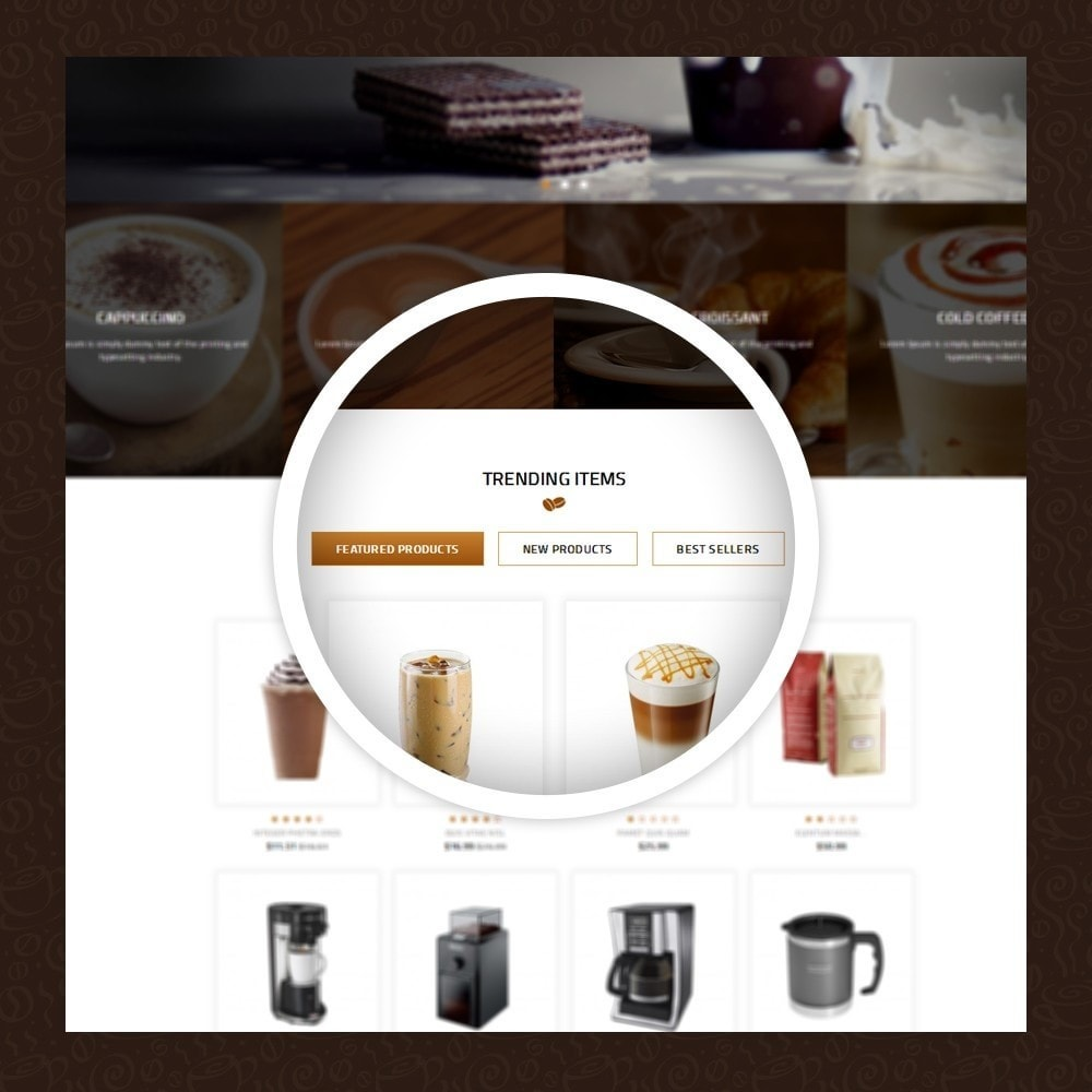 theme - Gastronomía y Restauración - Coffeea - Coffee shop - 9