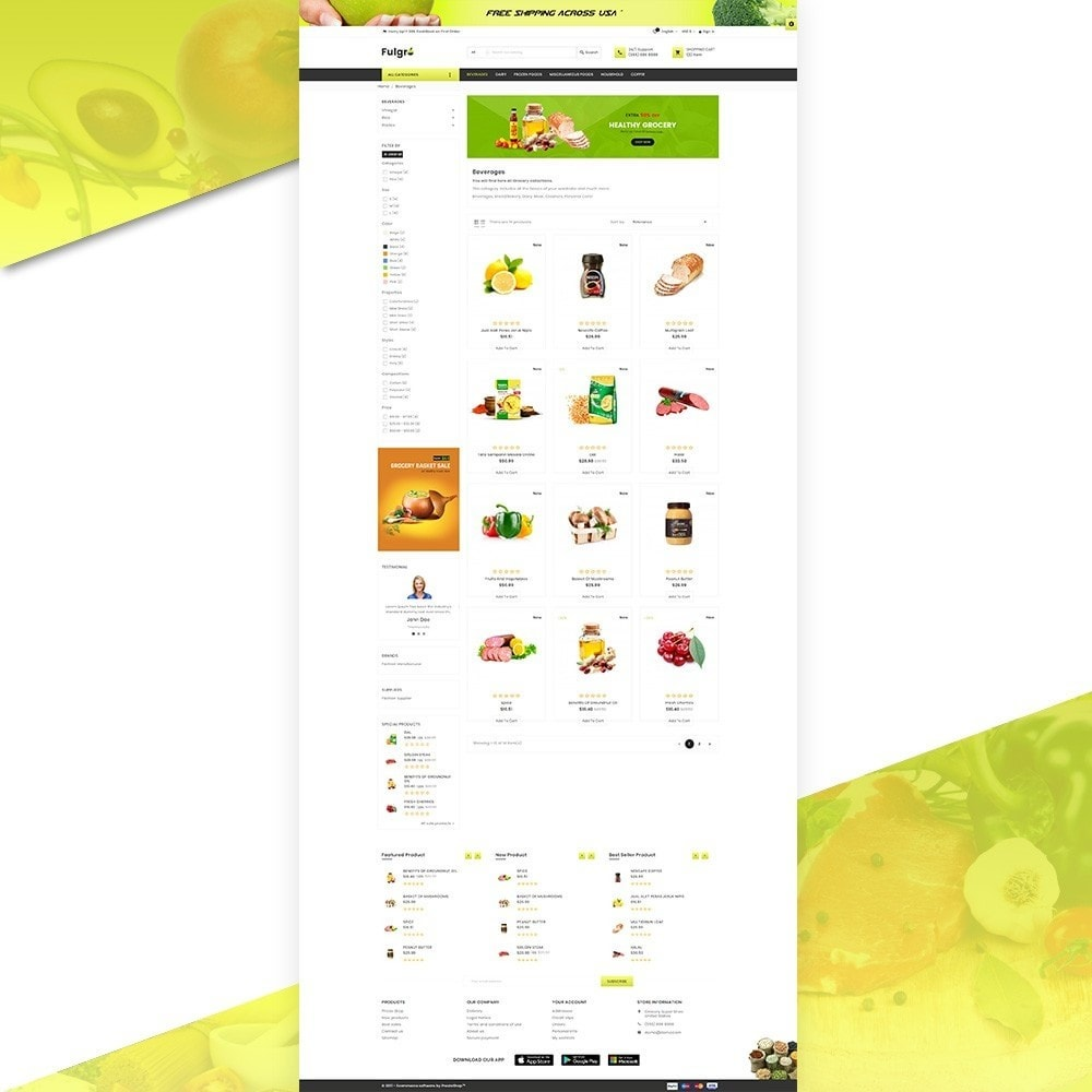 theme - Food & Restaurant - Fulgro – Food and Grocery Super Store v3 - 3