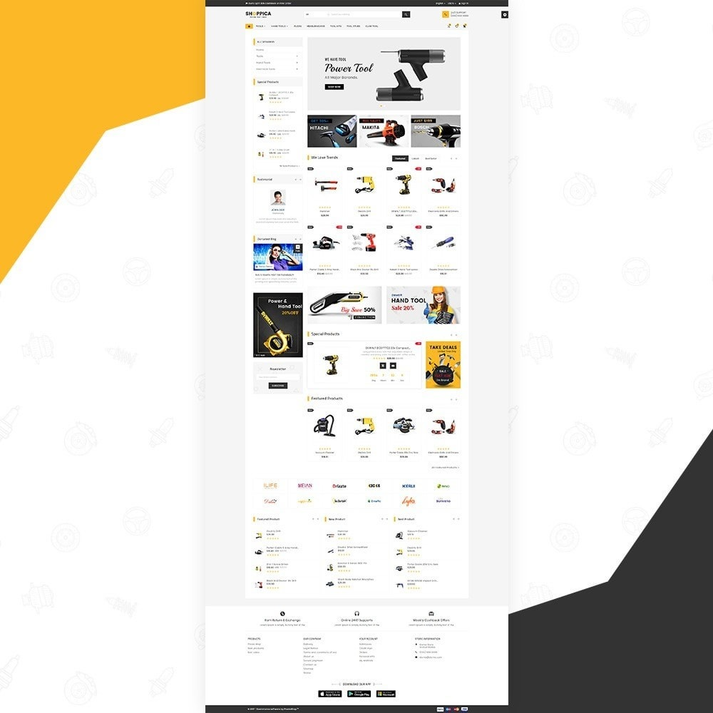 theme - Coches y Motos - Shoppica Tools Super Store v3 - 10