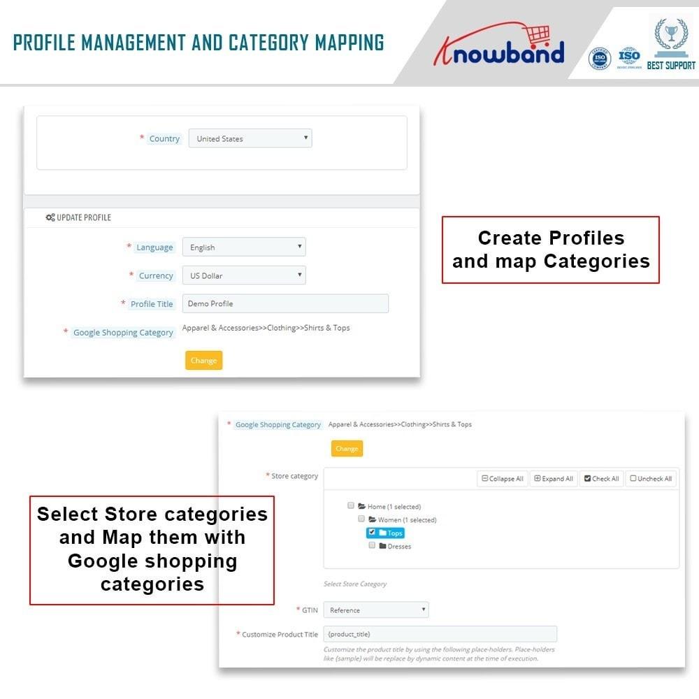 module - Prijsvergelijkers - Google Shopping (Google Merchant Centre) - 3