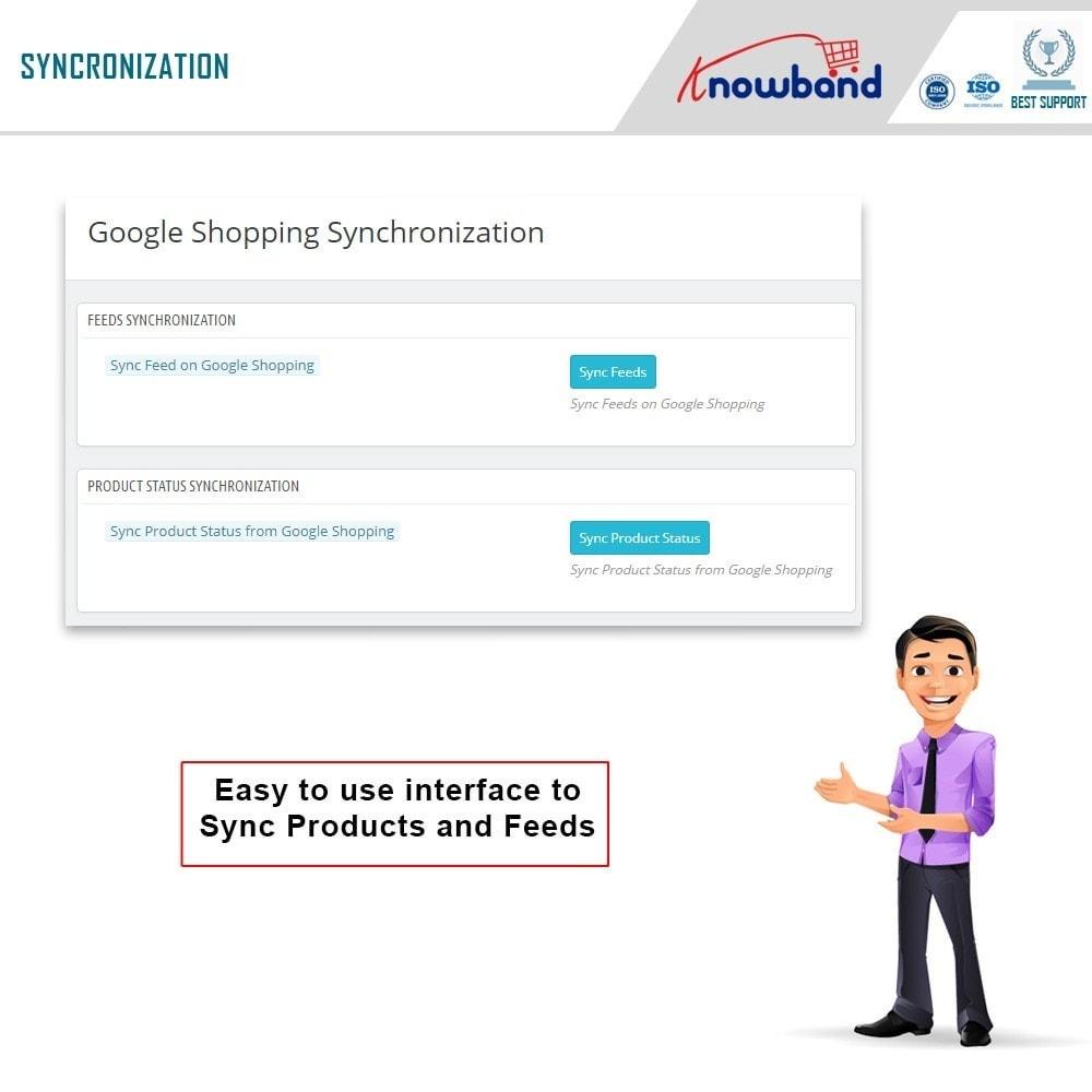 module - Prijsvergelijkers - Google Shopping (Google Merchant Centre) - 6