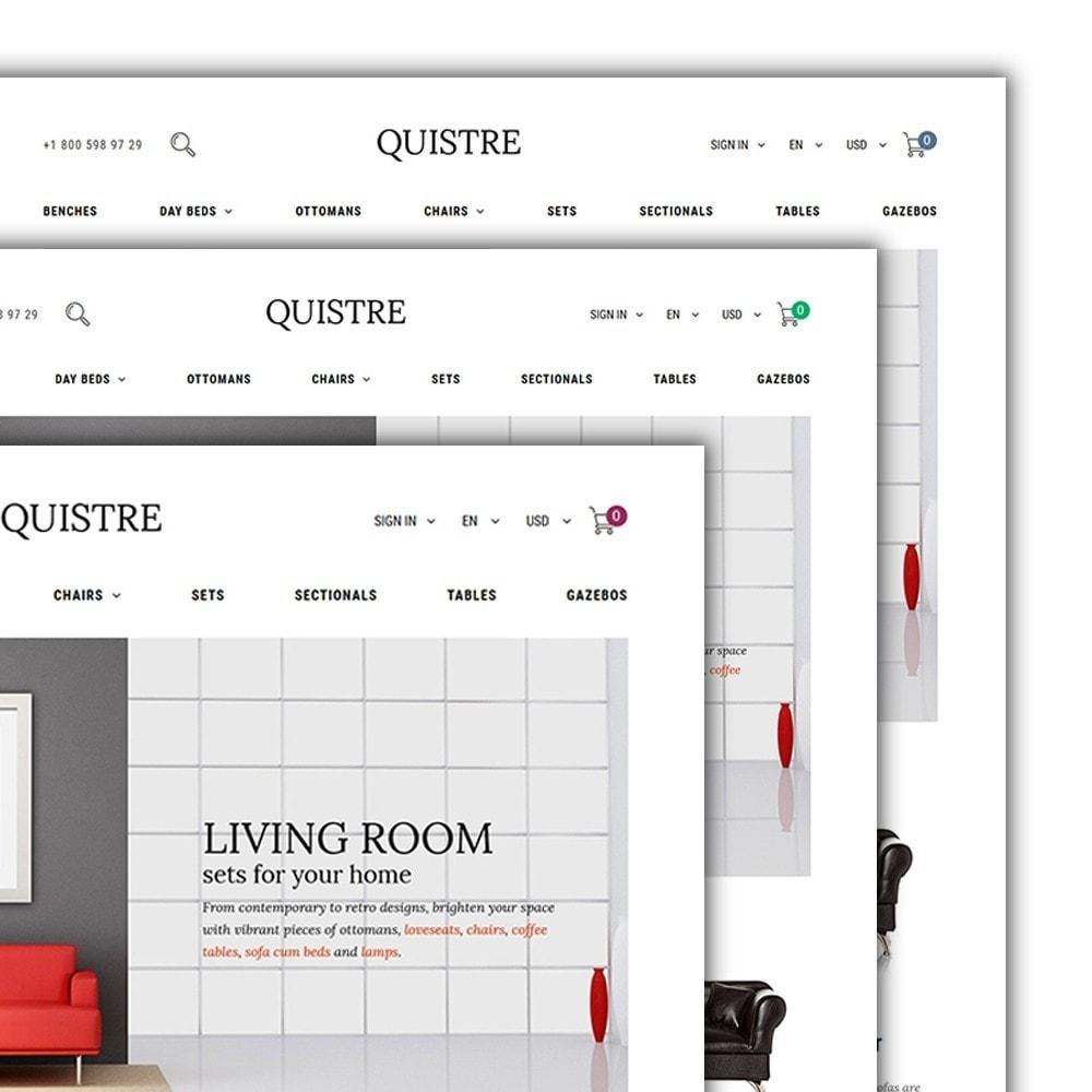 theme - Home & Garden - Quistre - Interior - 2