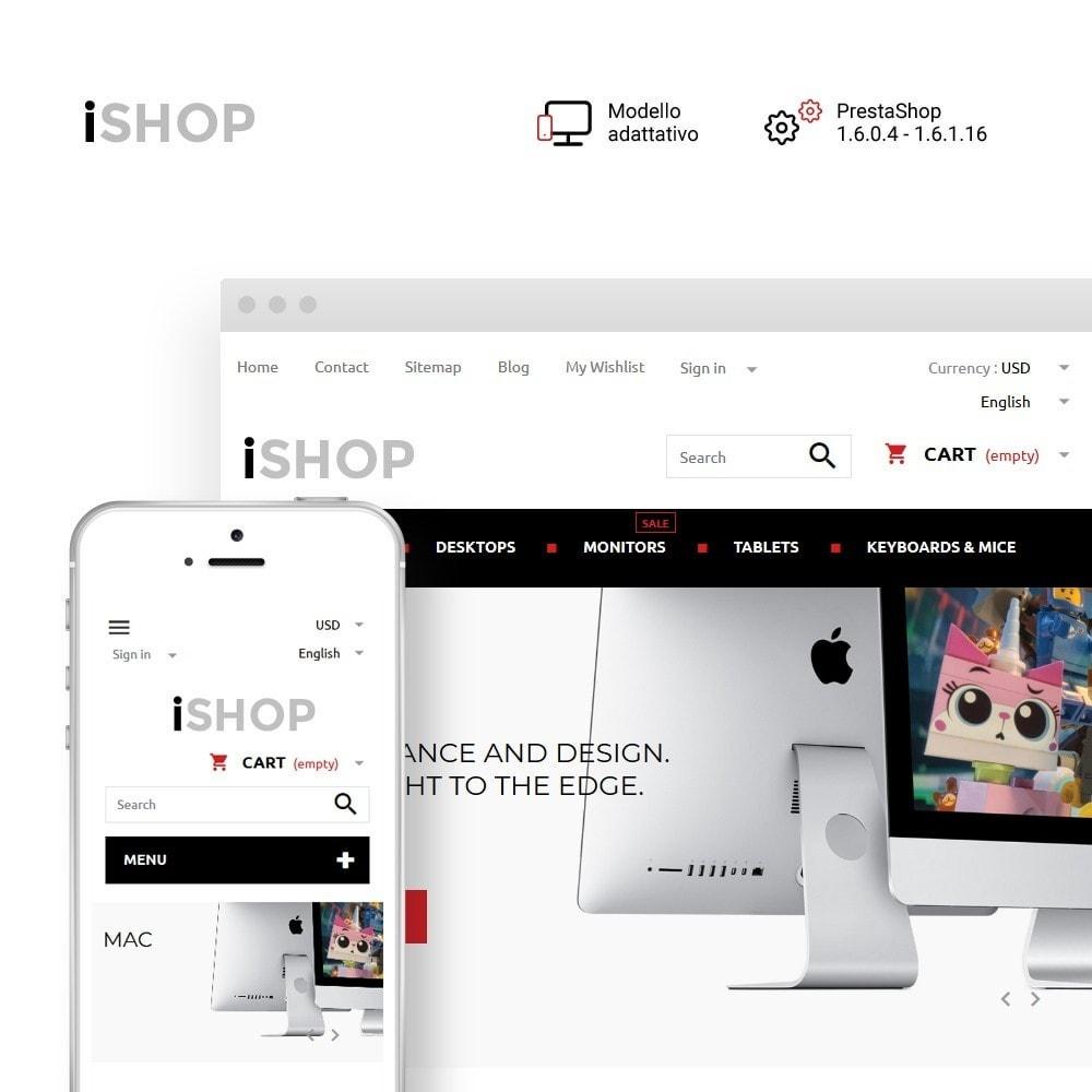 theme - Elettronica & High Tech - iShop - 1