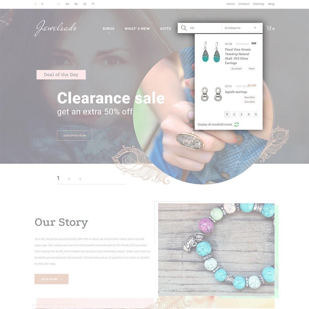 theme - Fashion & Shoes - Jewelsado - Jewelry Store - 6