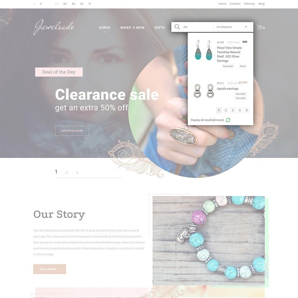 theme - Moda & Calzature - Jewelsado - Jewelry Store - 6