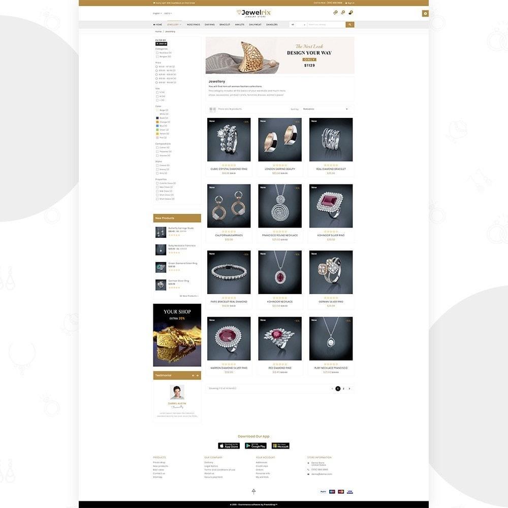 theme - Sieraden & Accessoires - Jewelrix Jeweler Store - 4