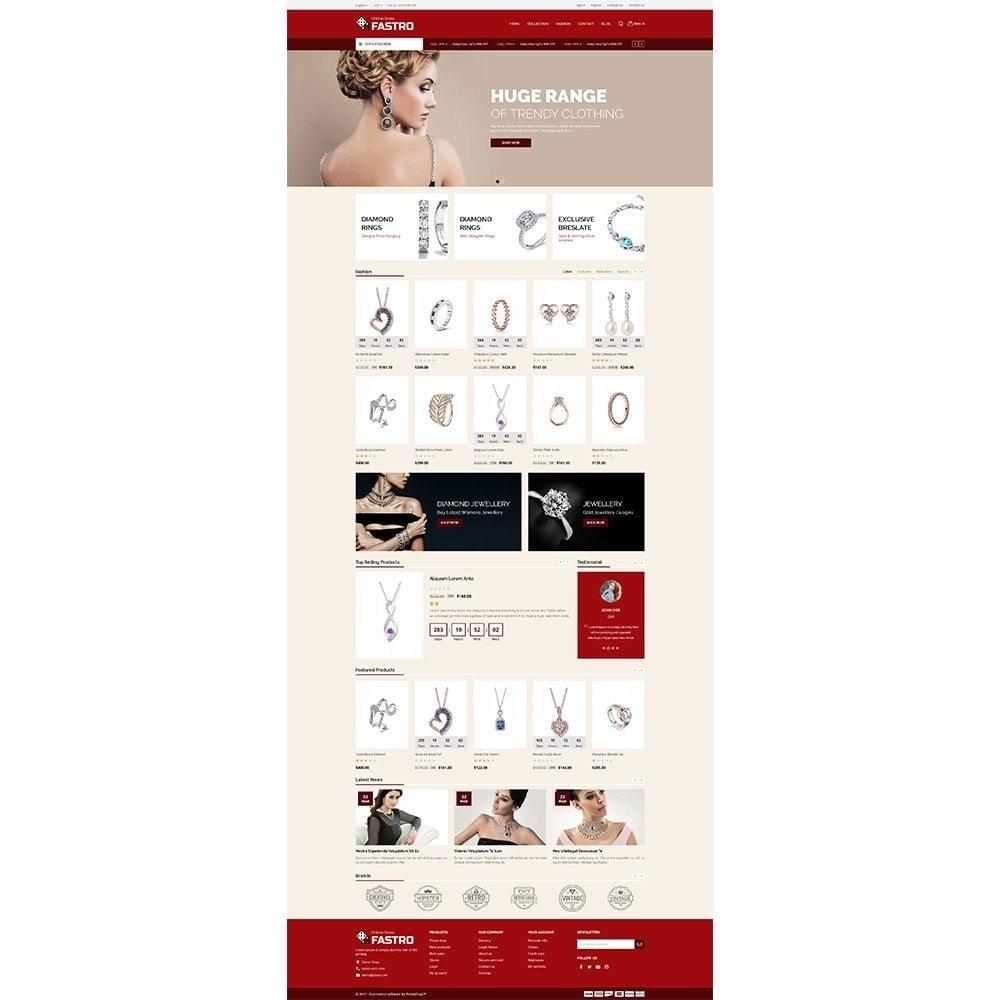 theme - Bijoux & Accessoires - Fastro Jewellery Store - 2