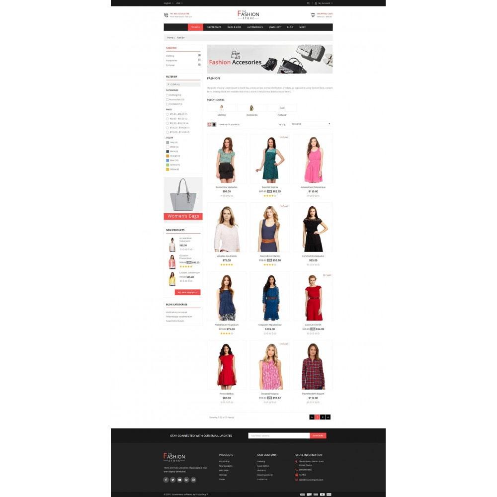 theme - Fashion & Shoes - The Fashion Store - 3