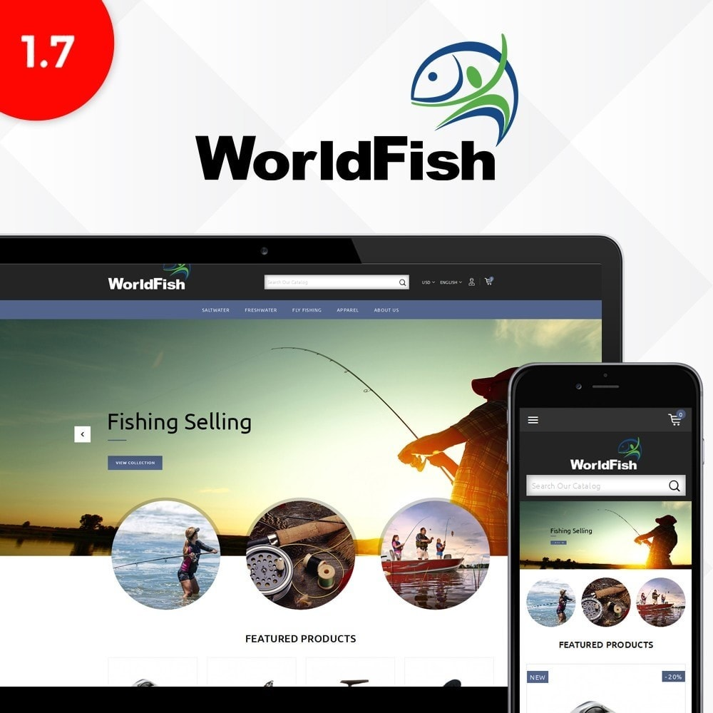 theme - Dieren - WorldFish Store - 1