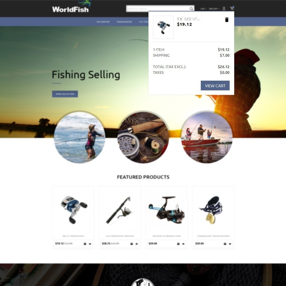 theme - Dieren - WorldFish Store - 8