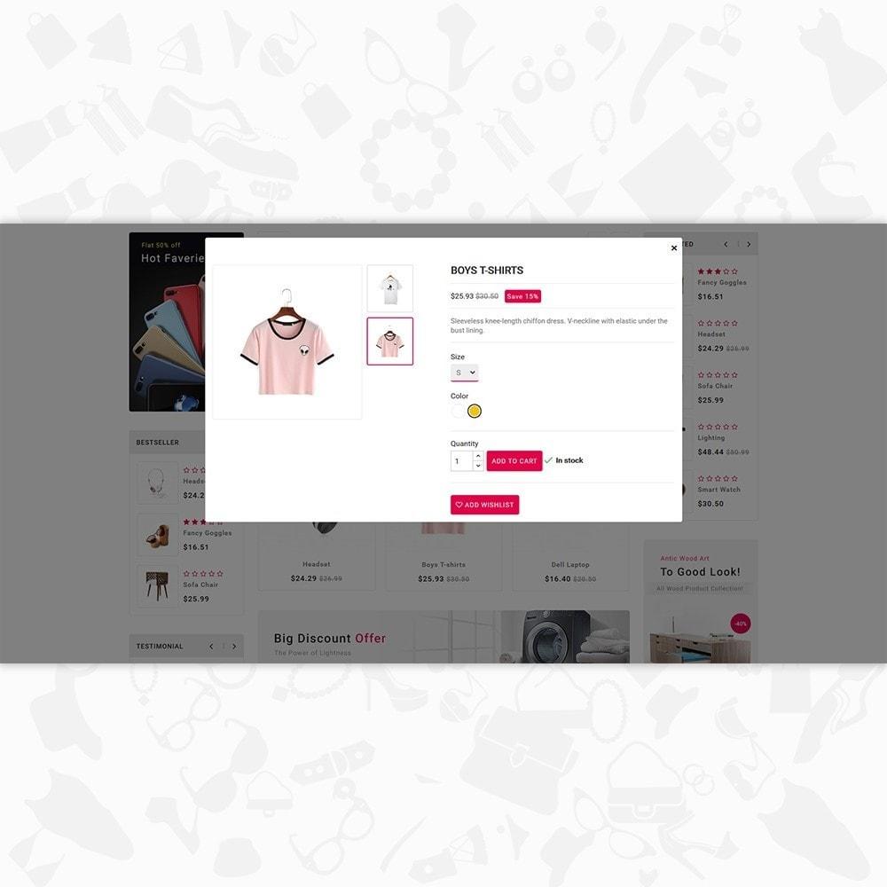 theme - Electrónica e High Tech - Shoppick - The Online Shop - 7