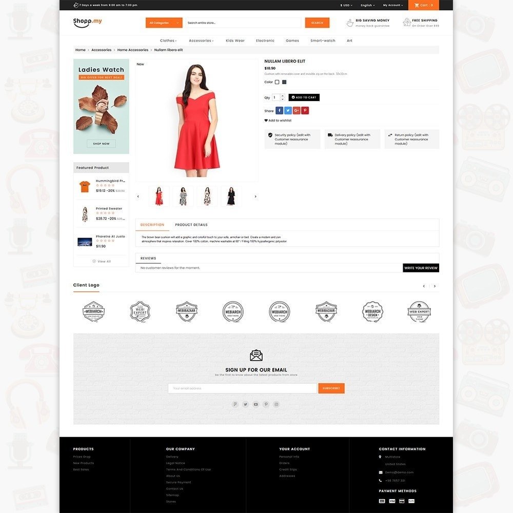 theme - Elektronika & High Tech - Shopmy - The MultiStore - 5