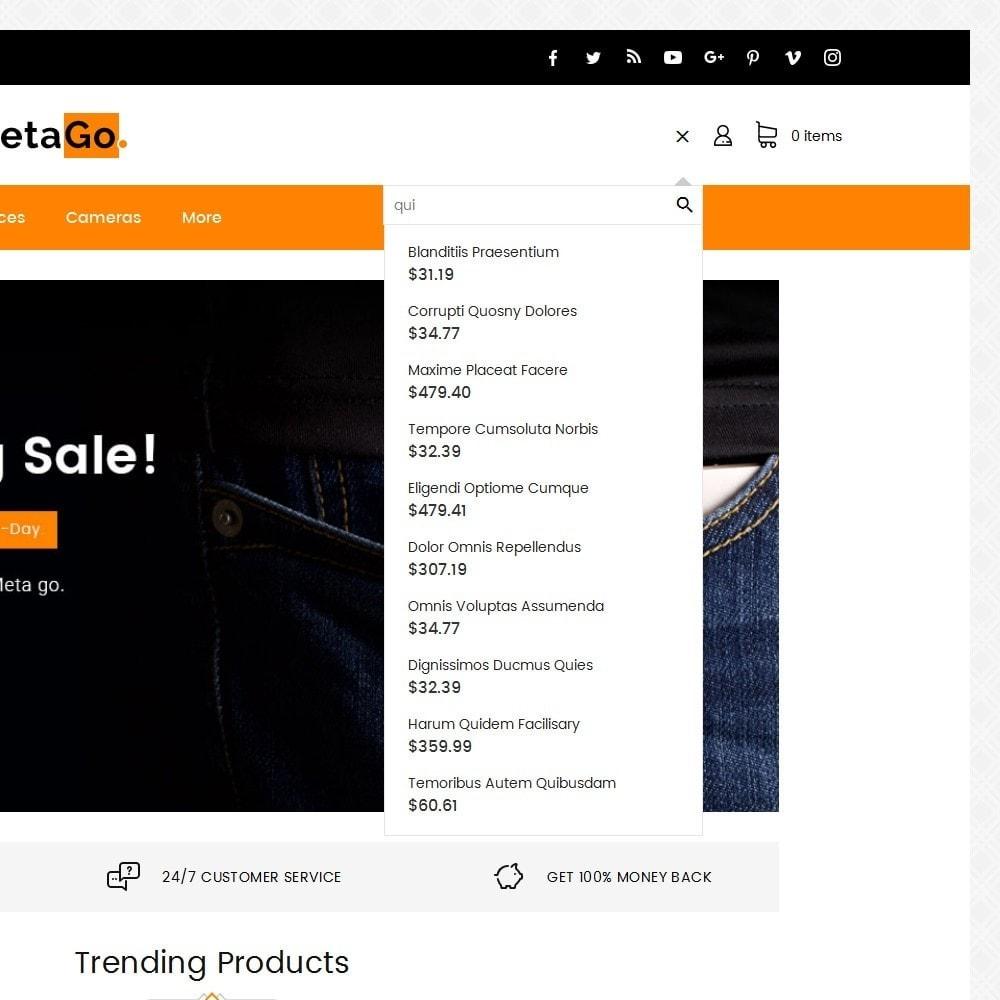 theme - Elektronica & High Tech - Melano Electronics Market - 9