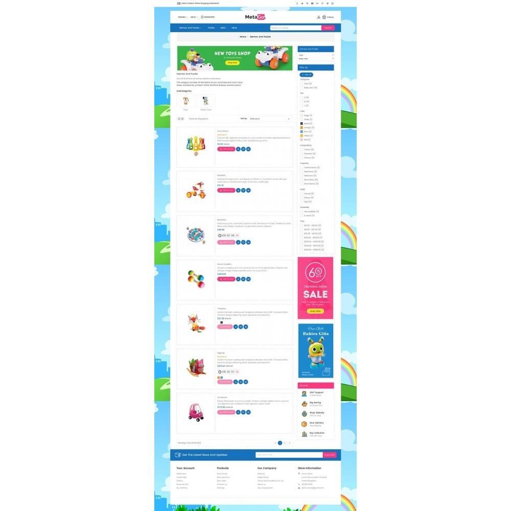 theme - Zabawki & Artykuły dziecięce - Melano Kids Toys - 4